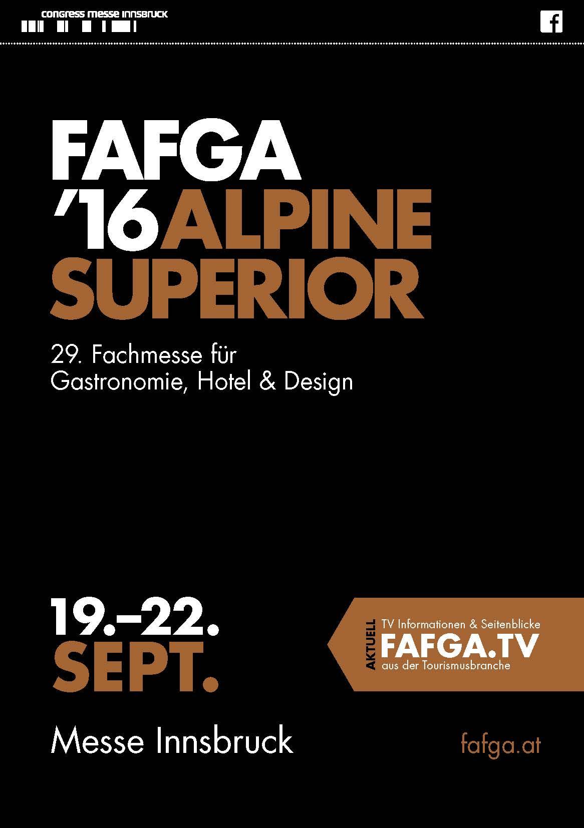 Splasch Softdrinks auf der FAGA '16